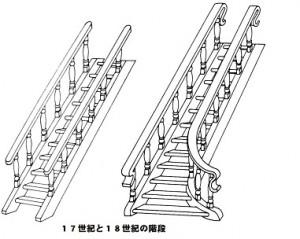 Ladder 17c 18c